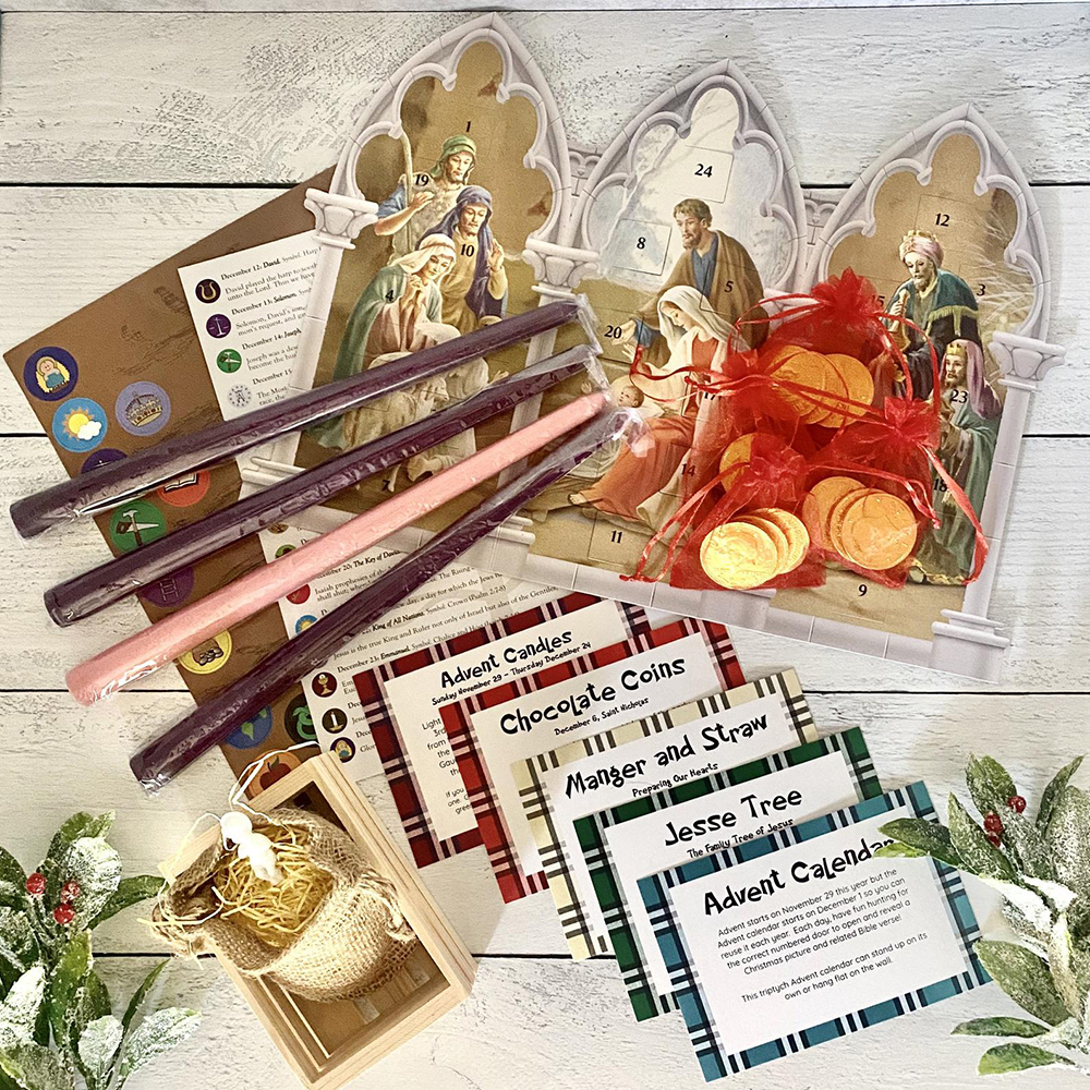 ADVENT TRADITIONS BOX