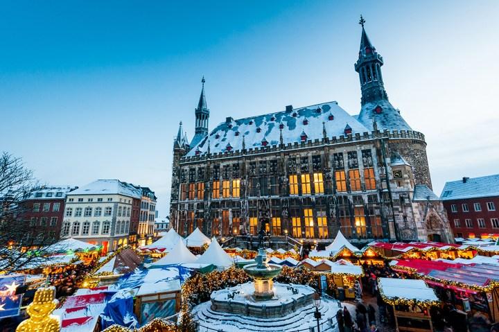 Aachen Market