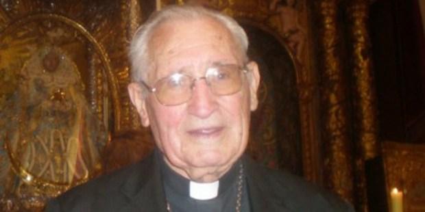 Bishop Damián Iguacén Borau