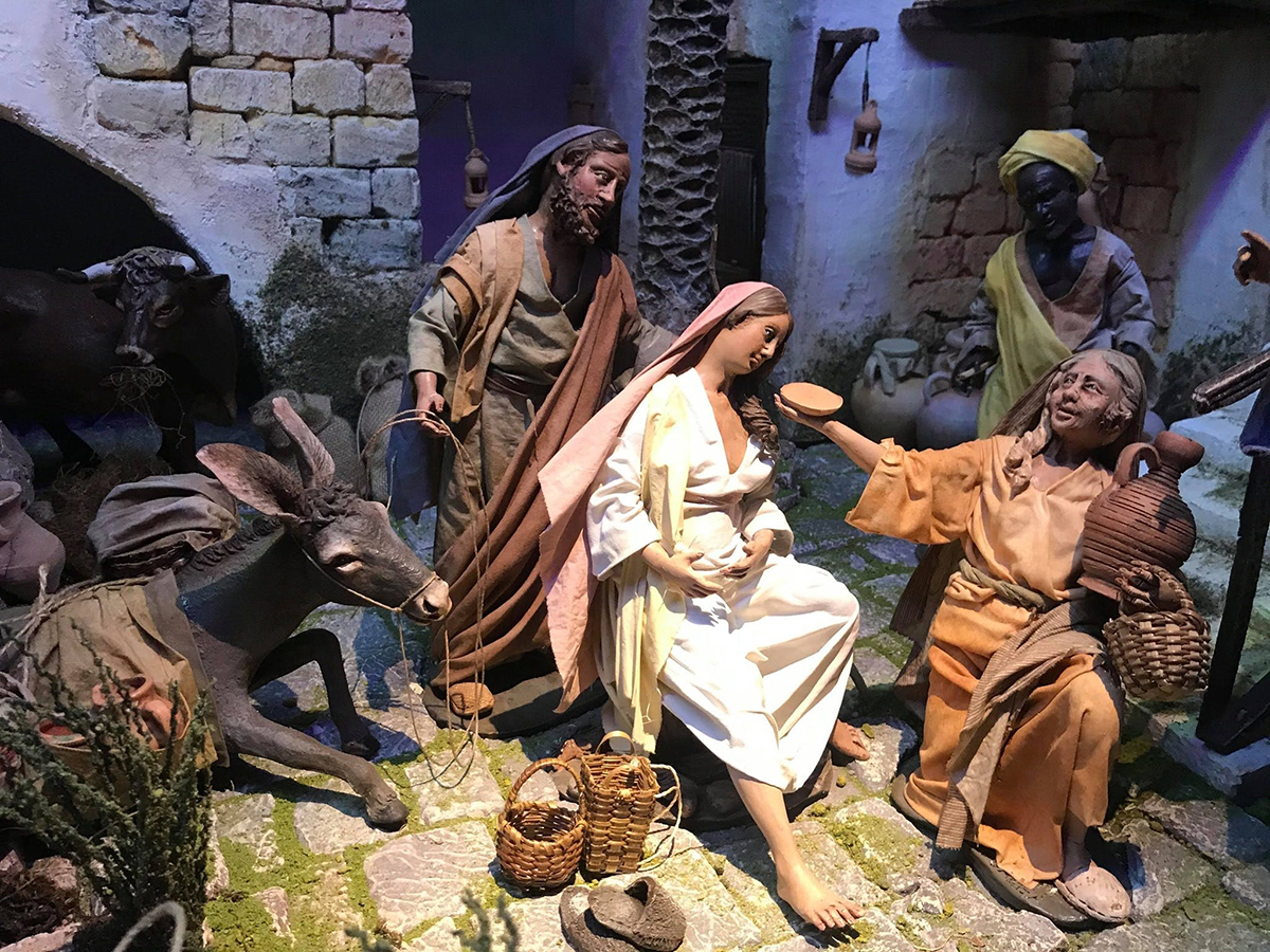 CHRISTMAS IN MALTA - NATIVITY SCENES