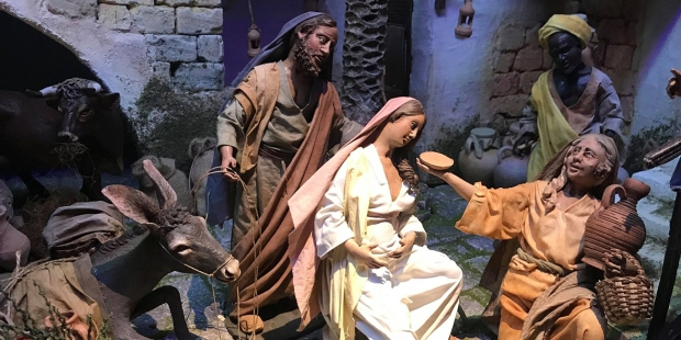 CHRISTMAS IN MALTA - NATIVITY SCENES