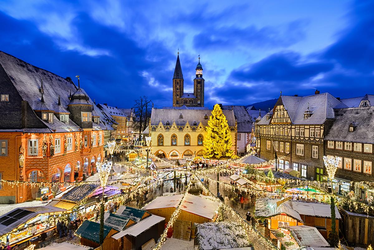Goslar Christmas Market 2021 Virtual Traveler The Best Christmas Markets Of Germany