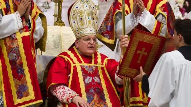 Cardeal Raymond Burke