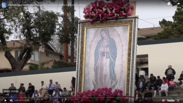 LA Our Lady of Guadalupe