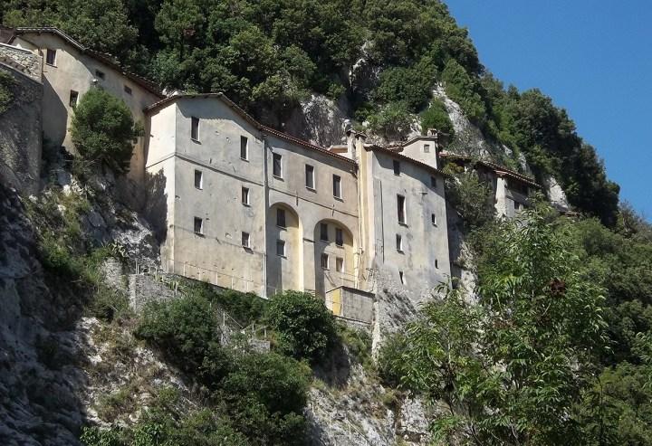 Greccio - Santuario del Presepe - San Francesco