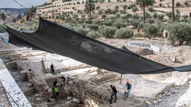 /Israel Antiquities Authority