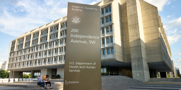 The U.S. Dept Department of Health and Human Services