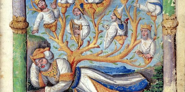 STUMP OF JESSE