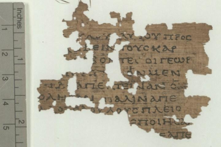 PAPYRUS 104
