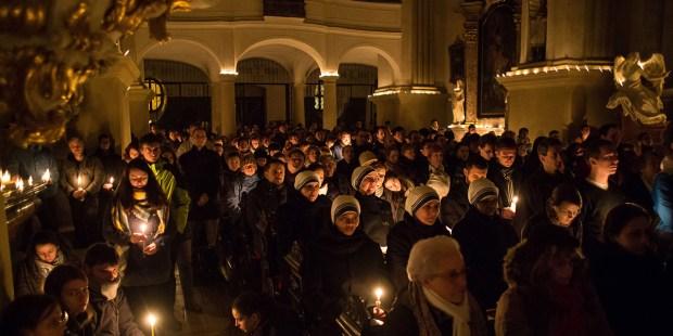 Rorate Mass