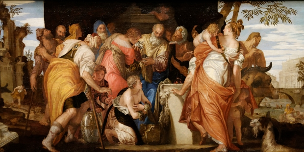 Anointment of David