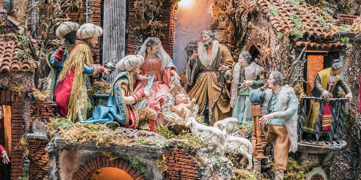 Photos: The Nativity scenes of Naples