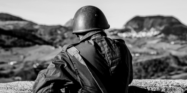 SOLDIER, WAR, VINTAGE