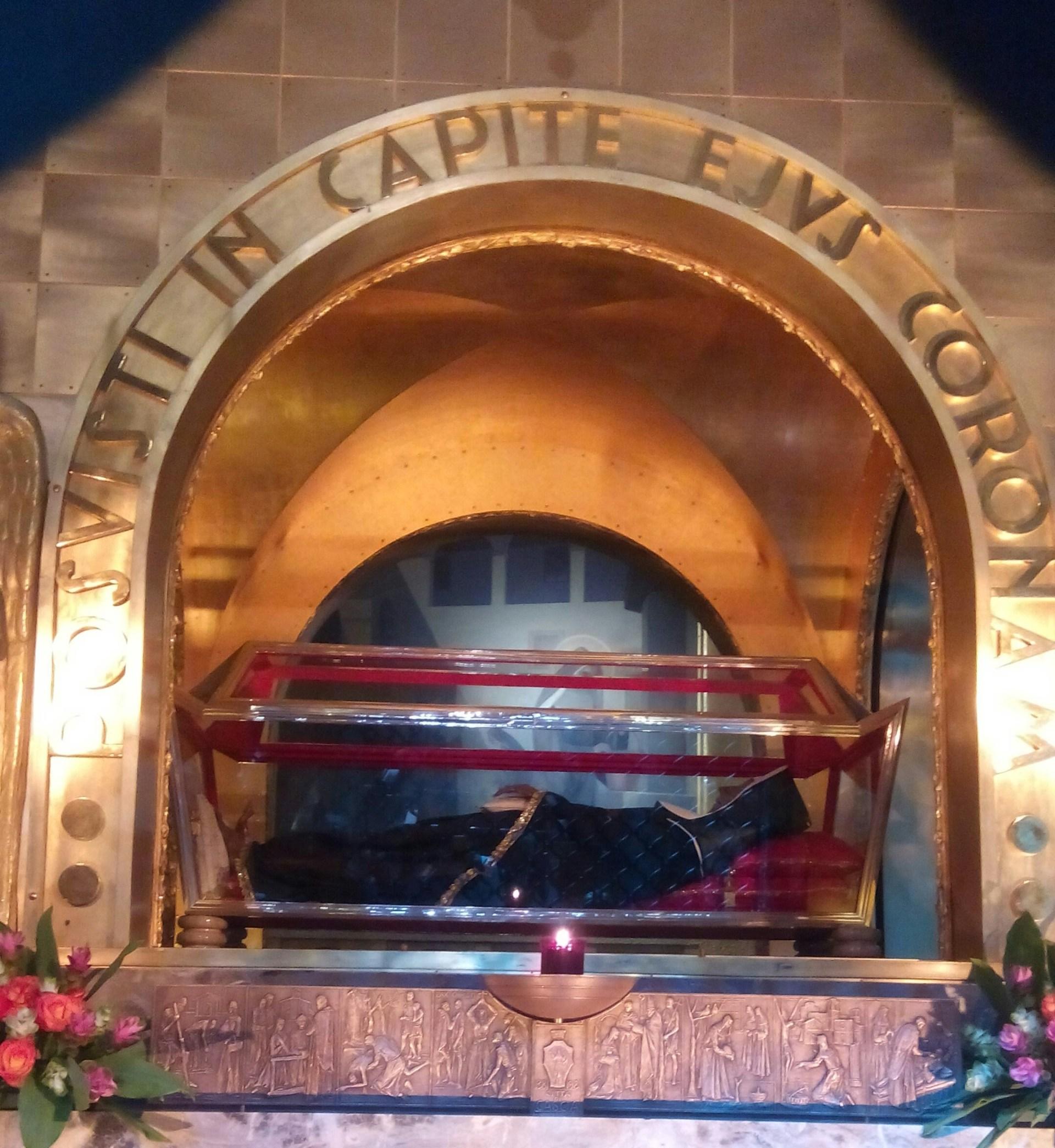 ST RITA OF CASCIA;INCORRUPT BODY
