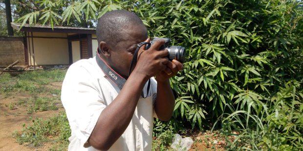 Gérard Ouambou Central African Republic;