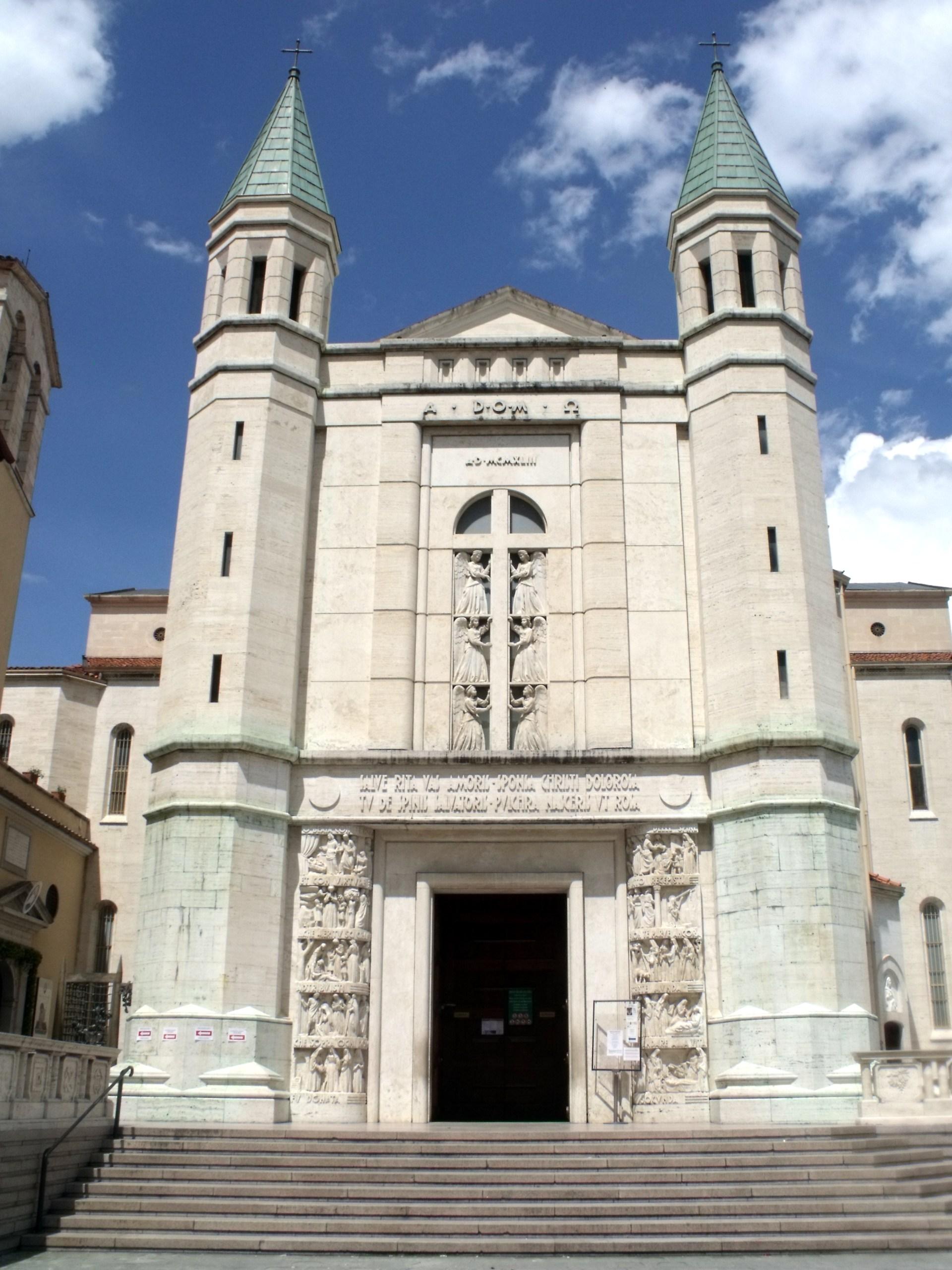 ST RITA OF CASCIA BASILICA