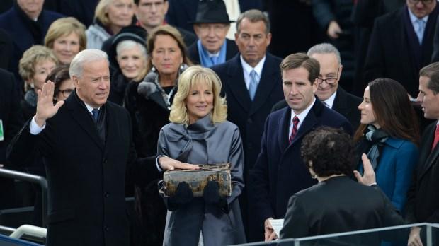 Joe Biden Bible