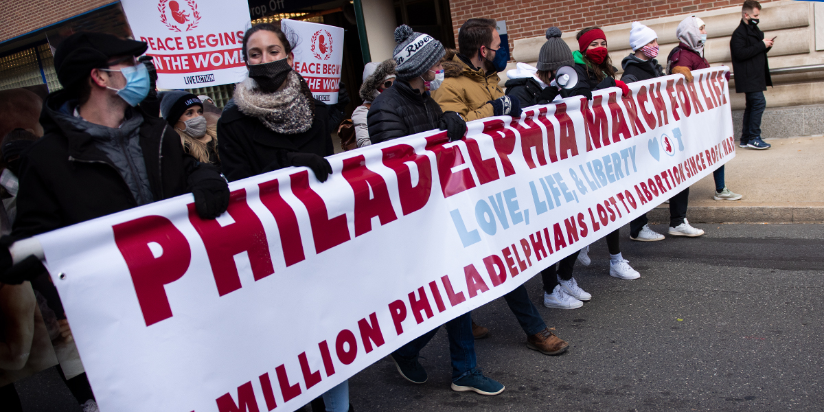 Exclusive photos: Philadelphia's first March for Life