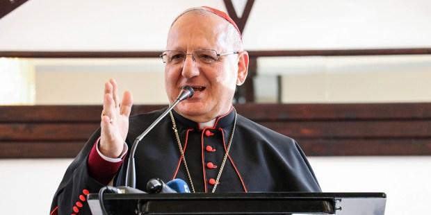Chaldean Patriarch Louis Raphael Sako
