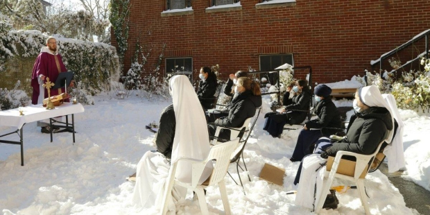 The Community of the Franciscan Friars of the Renewal