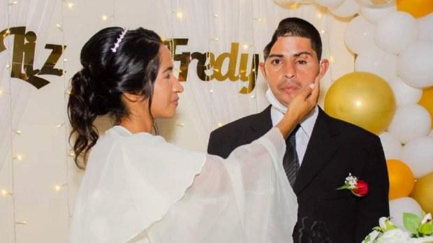 LIZ & FREDDY