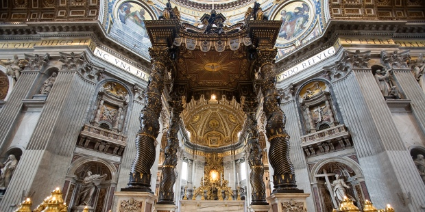 ST PETERS; BASILICA