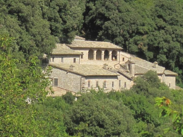 Hermitage of the Carceri