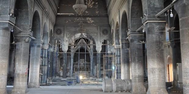 Iraqi church