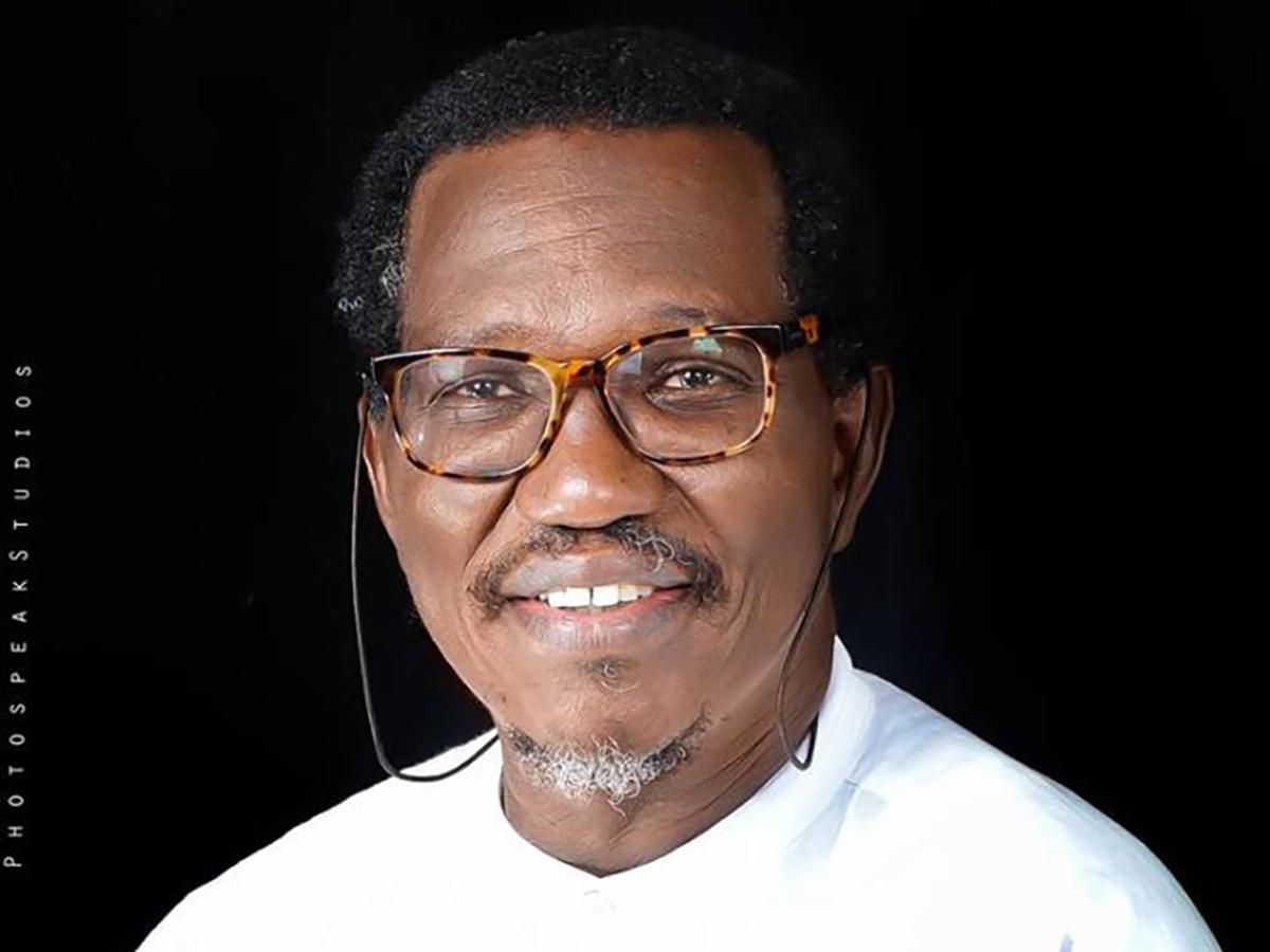 Reverend Gideon Para-Mallam