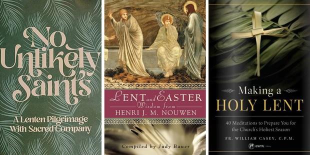 DEVOTIONAL BOOKS FOR LENT