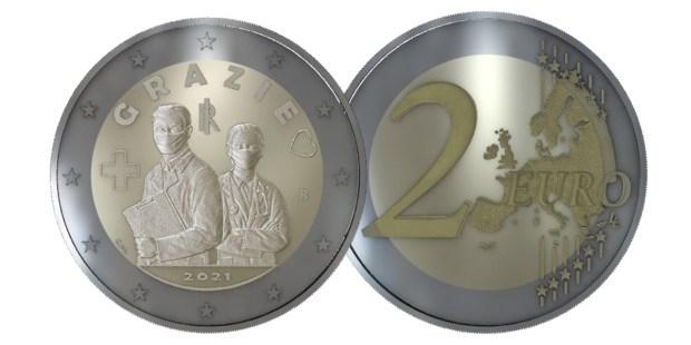 NEW EURO COIN