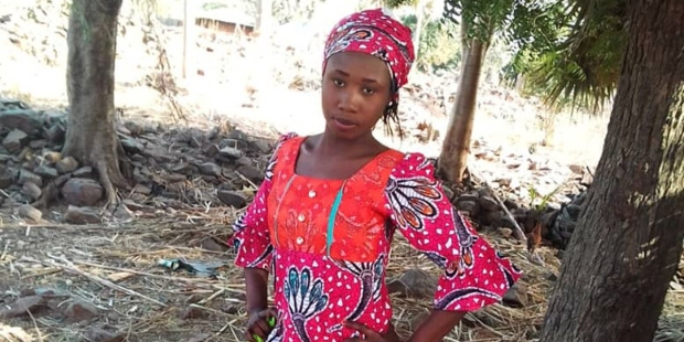 This young Nigerian woman has been held for 1,096 days held captive by Boko Haram!