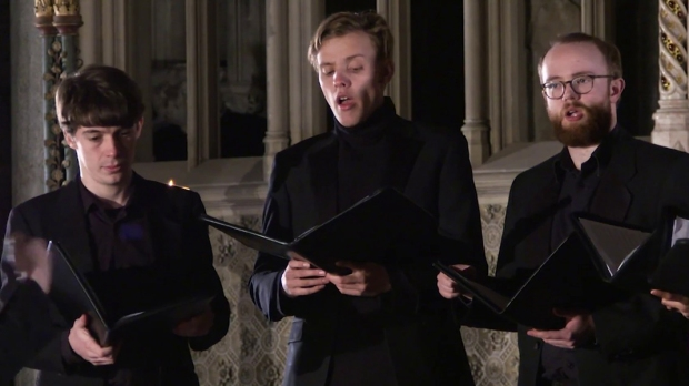 The Gesualdo Six at Ely Cathedral