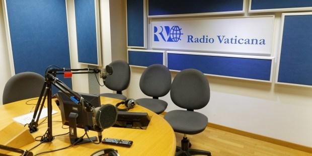 VATICAN RADIO STATION