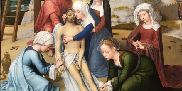 LAMENTATION; Gerard David
