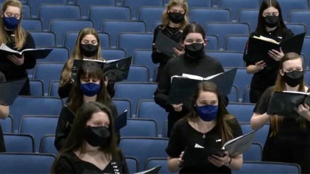 All Catholic Chorus Concert