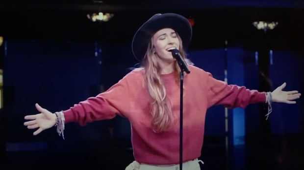 """Lauren Daigle """"Hold On To Me"""""""