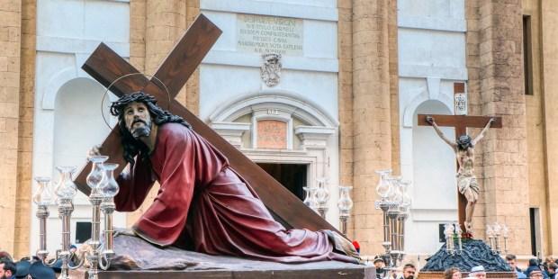 PUGLIA ITALY Holy Week