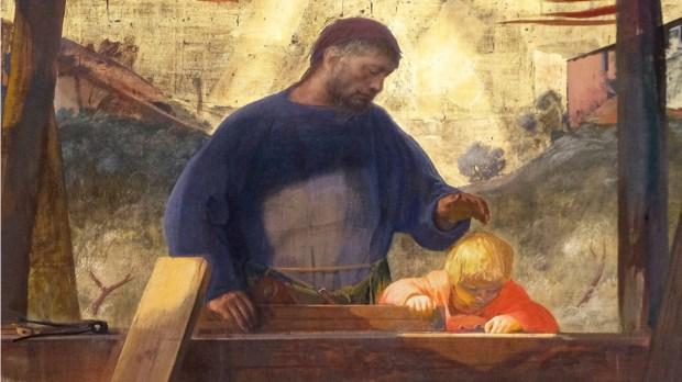 SAINT JOSEPH, JESUS, CARPENTER