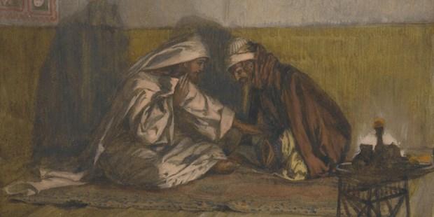 Interview between Jesus and Nicodemus