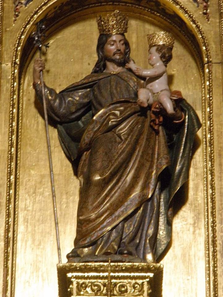 (Slideshow) St. Joseph: Bold, beautiful and Baroque