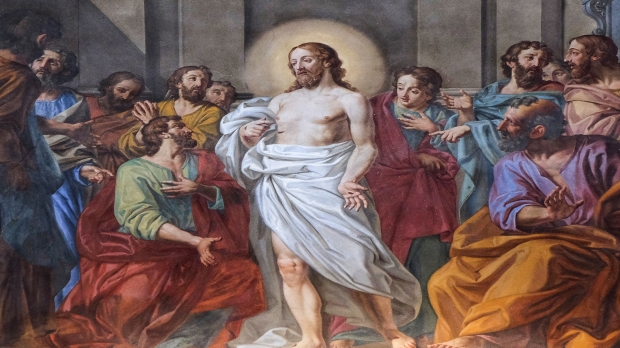 Appearance of Jesus to the disciples