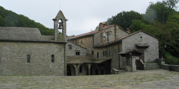 Franciscan sanctuary of Laverna