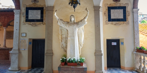 HOUSE OF SAINT CATHERINE OF SIENA