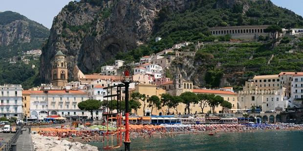 (Slideshow) Amalfi, Italy: Relics of St. Andrew