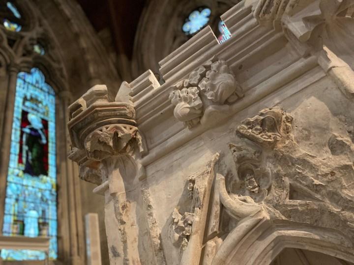 SHRINE OF ST. AMPHIBALUS