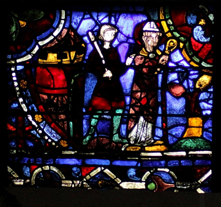 (Slideshow) The truth about St. Thomas Becket was built into Chartres Cathedral