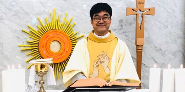 Korean priest returns to D.C. to become chaplain to deaf community