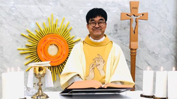 Rev. Min Seo Park