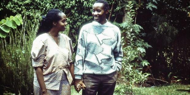 Daphrose Rugamba